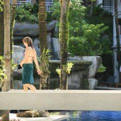 Отель Sunset Beach Resort Таиланд, Пхукет - отзывы, цены и фото номеров - забронировать отель Sunset Beach Resort онлайн приотельная территория фото 2