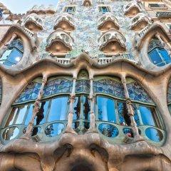 Отель Hostal Paraiso Барселона пляж