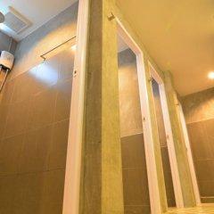 Отель La Moon Hostel Таиланд, Бангкок - отзывы, цены и фото номеров - забронировать отель La Moon Hostel онлайн ванная