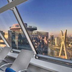 Отель Hilton Sao Paulo Morumbi балкон