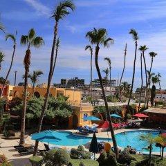 Отель Mar de Cortez Мексика, Кабо-Сан-Лукас - отзывы, цены и фото номеров - забронировать отель Mar de Cortez онлайн пляж фото 2