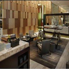 Отель Andaz Wall Street - A Hyatt Hotel США, Нью-Йорк - отзывы, цены и фото номеров - забронировать отель Andaz Wall Street - A Hyatt Hotel онлайн фитнесс-зал фото 3