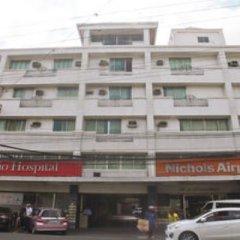 Отель Nichols Airport Hotel Филиппины, Паранак - отзывы, цены и фото номеров - забронировать отель Nichols Airport Hotel онлайн фото 2