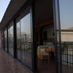 Отель Il Calipso by Mago Турбиго балкон