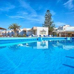 Отель Klio бассейн фото 2