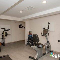 Rox Hotel фитнесс-зал фото 4