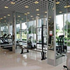 Su & Aqualand Турция, Анталья - 13 отзывов об отеле, цены и фото номеров - забронировать отель Su & Aqualand онлайн фитнесс-зал фото 3