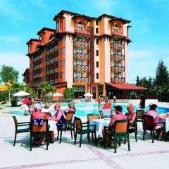 Villa Side Residence Турция, Сиде - 4 отзыва об отеле, цены и фото номеров - забронировать отель Villa Side Residence - All Inclusive онлайн спортивное сооружение