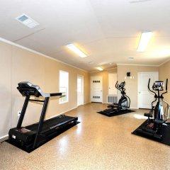 Instalodge Hotel And Suites фитнесс-зал