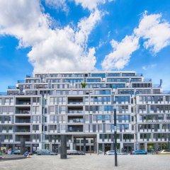 Отель Leonardo Mitte Берлин пляж