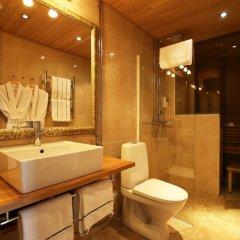 Boutique Hotel Yöpuu Ювяскюля ванная