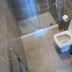 Апартаменты Quay Apartments Солфорд ванная