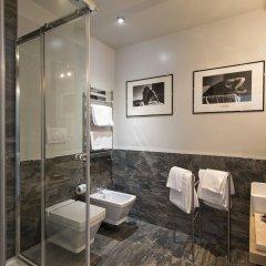 Отель The Independent Suites Италия, Рим - отзывы, цены и фото номеров - забронировать отель The Independent Suites онлайн ванная
