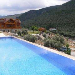 Отель Natureland Efes бассейн