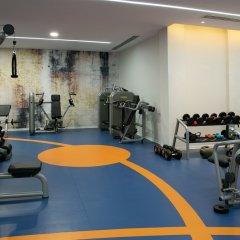 Vangelis Hotel & Suites Протарас фитнесс-зал фото 4