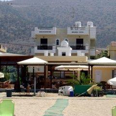 Smaragdine Beach Hotel спортивное сооружение