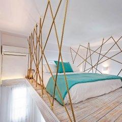 Отель Athina Luxury Suites Греция, Остров Санторини - отзывы, цены и фото номеров - забронировать отель Athina Luxury Suites онлайн комната для гостей фото 3