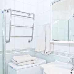 Отель Huoneistohotelli Eskolampi ванная