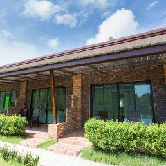 Отель Siri Lanta Resort Ланта балкон