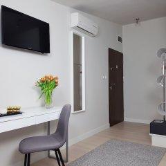 Отель Platinum Apartments Польша, Варшава - 4 отзыва об отеле, цены и фото номеров - забронировать отель Platinum Apartments онлайн удобства в номере фото 2
