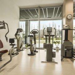 Отель Ramada Plaza Milano фитнесс-зал