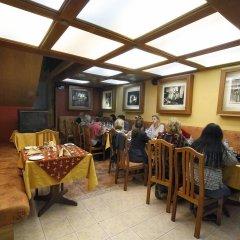 Отель Best Western Los Andes de América питание