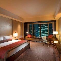 Отель Conrad Tokyo Япония, Токио - отзывы, цены и фото номеров - забронировать отель Conrad Tokyo онлайн комната для гостей фото 4