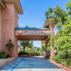 Отель Comfort Inn Monterey Park Монтерей-Парк