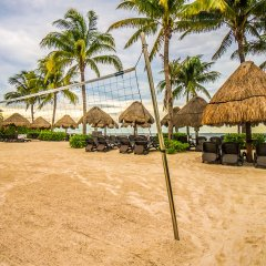 The Elements Oceanfront & Beachside Condo Hotel Плая-дель-Кармен спортивное сооружение