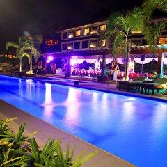 Отель Tropika Филиппины, Давао - 1 отзыв об отеле, цены и фото номеров - забронировать отель Tropika онлайн бассейн