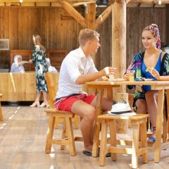 Belconti Resort Hotel - All Inclusive питание