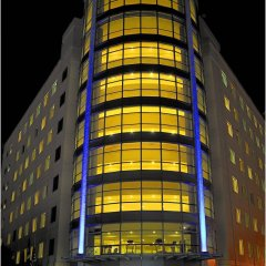 Отель Holiday Inn Express Puebla вид на фасад фото 4