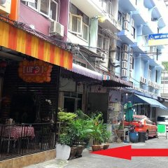 Bkk Lumphini Home Stay Hostel Бангкок фото 2