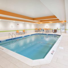 Отель Holiday Inn Express & Suites Indianapolis NE - Noblesville бассейн фото 2