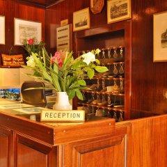 Отель Bretagne Греция, Корфу - 4 отзыва об отеле, цены и фото номеров - забронировать отель Bretagne онлайн питание фото 3