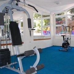 Отель Blue Lagoon Otel Мармарис фитнесс-зал фото 2