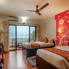 Отель Peace Plaza Непал, Покхара - отзывы, цены и фото номеров - забронировать отель Peace Plaza онлайн комната для гостей фото 2