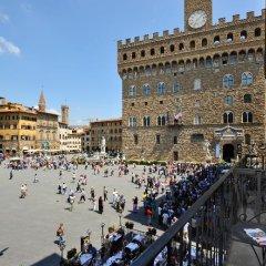 Апартаменты Luxury Apartments Piazza Signoria Флоренция балкон