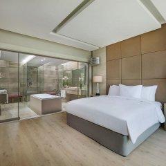 Отель Hilton Dead Sea Resort & Spa Иордания, Сваймех - 1 отзыв об отеле, цены и фото номеров - забронировать отель Hilton Dead Sea Resort & Spa онлайн комната для гостей фото 4