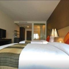 Отель Mida Airport Бангкок комната для гостей фото 3