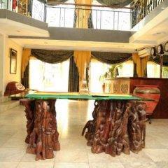 Отель Mount Pleasant Inns & Apartments Гана, Кофоридуа - отзывы, цены и фото номеров - забронировать отель Mount Pleasant Inns & Apartments онлайн интерьер отеля