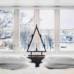 Отель SKEPPSHOLMEN Стокгольм спа