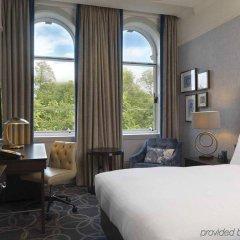 Hilton Glasgow Grosvenor Hotel комната для гостей фото 4