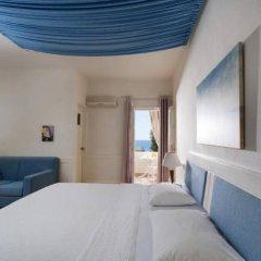 Отель Anemos Beach Lounge Hotel Греция, Остров Санторини - отзывы, цены и фото номеров - забронировать отель Anemos Beach Lounge Hotel онлайн сейф в номере