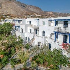 Отель Rivari Hotel Греция, Остров Санторини - отзывы, цены и фото номеров - забронировать отель Rivari Hotel онлайн балкон
