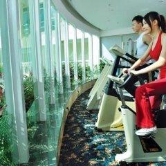 Отель Sunshine Resort Intime Sanya фитнесс-зал фото 2