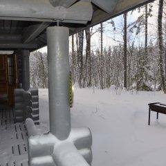 Отель Cottage H62 Ruokolahti Финляндия, Руоколахти - отзывы, цены и фото номеров - забронировать отель Cottage H62 Ruokolahti онлайн балкон