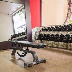 Hi Hotel Bari фитнесс-зал фото 2