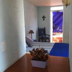 Отель Maria Del Alma Guest House Мексика, Мехико - отзывы, цены и фото номеров - забронировать отель Maria Del Alma Guest House онлайн интерьер отеля фото 3