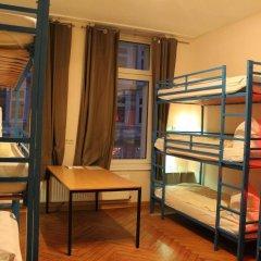 Buch-Ein-Bett Hostel комната для гостей фото 2